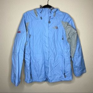 THE NORTH FACE Hyvent Summit Series Blue Coat S